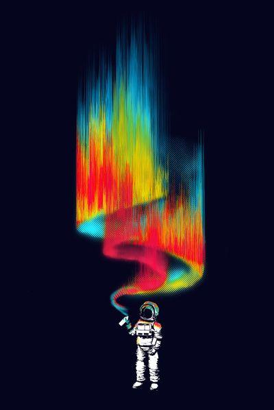 astronot-colour